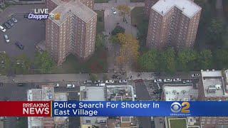 Man Shot In East Village