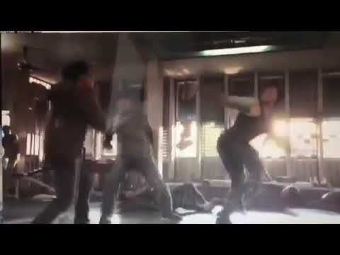 Tiger shroff stunts from baghi z