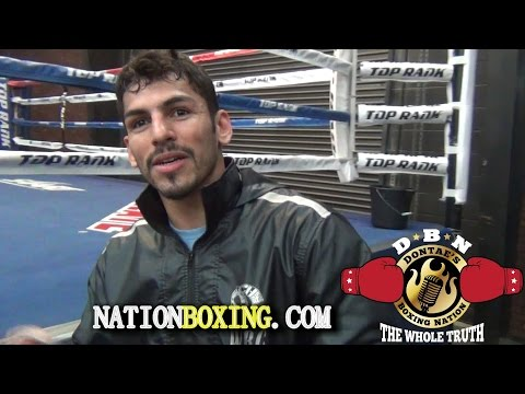 JORGE LINARES RATES PACQUIAO'S POWER AFTER SPARRING HIM