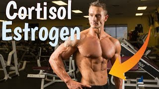 Estrogen and Cortisol: 2 Hormones That Affect Belly Fat: Thomas DeLauer