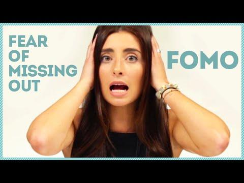 FOMO (Fear of Missing Out) w/ Lauren Elizabeth