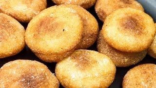അര കപ്പ് റവ കൊണ്ട് 5 മിനുട്ടിൽ ചായക്കടി റെഡി    Rava Snack Recipe / Suji Snacks / Evening Snack