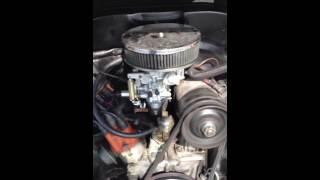 Bruit anormal moteur Cox