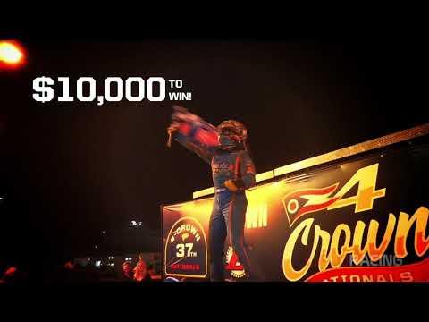 AMSOIL USAC National Sprint Car Series $10,000 #letsracetwo at Eldora Speedway