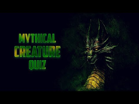 Which Mythical Creature Is Hidden In You?