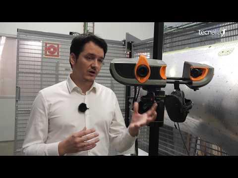 <p>Entretien avec le responsable du Laboratoire de technologies 3D et infrastructures (espagnol)</p>