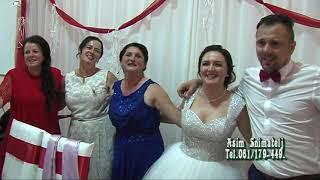 Najmlađi gost zapjevao na Svadbi sa Lejlom Leky i Elvirom Mujanovićem Asim Snimatelj