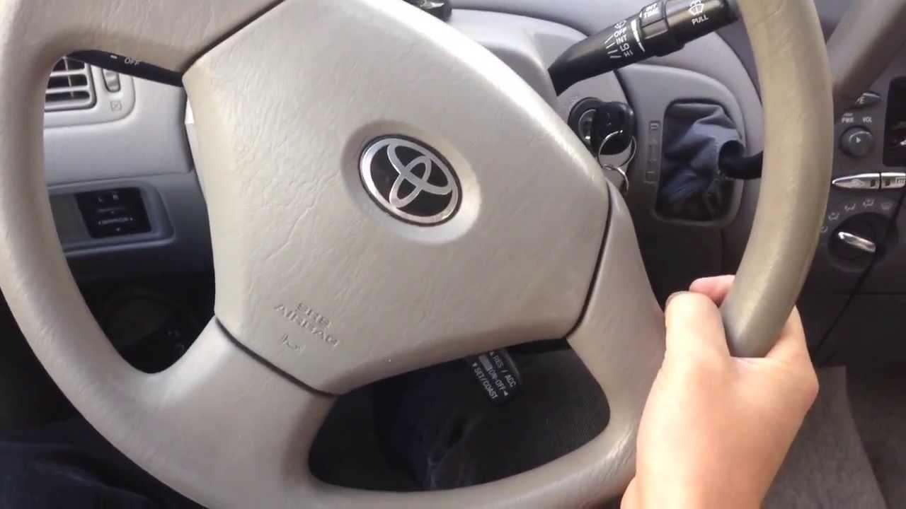 Solved 2002 Toyota Prius Steering Wheel Shakes Violently Power Warning Youtube
