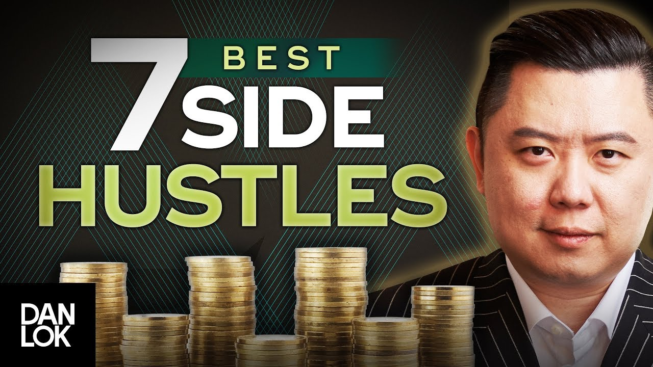 Best Side Hustles 2020 The 7 BEST Side Hustles That Pay $20   $200 Per Hour   YouTube