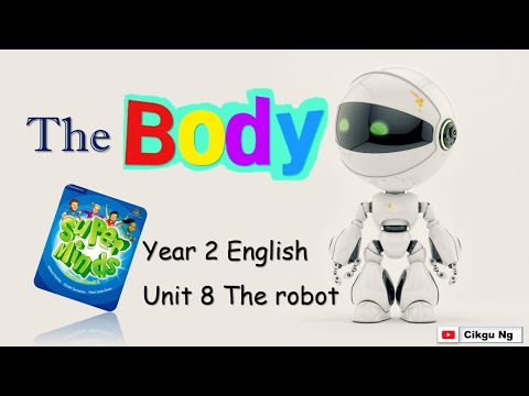 Year 2 Super Minds 1 Unit 8 The Body (page 94)