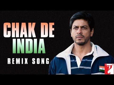 Remix: Chak De India Title Song | Shah Rukh Khan | Sukhvinder | Salim | Marianne