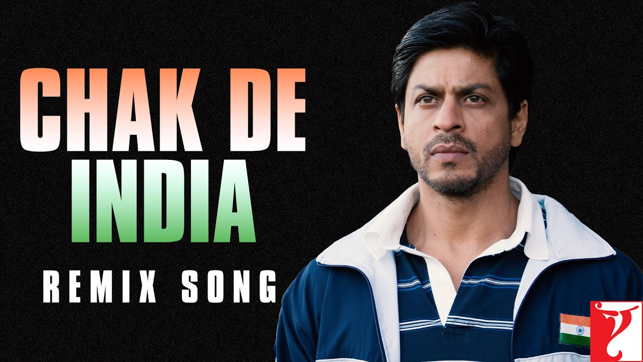 Chak de india title song | shah rukh khan | sukhvinder singh.