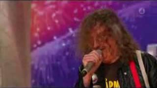 Uffe - Sweden Got Talent - Bala Bala - Bala Bala - Talang 2010