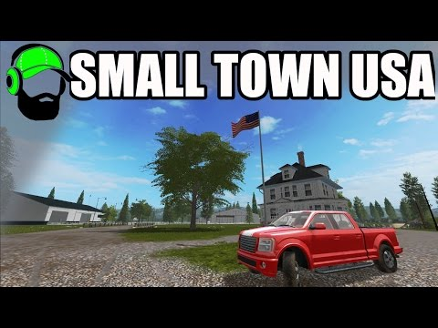 Farming Simulator 17 - Small Town USA - Getting new tractor
