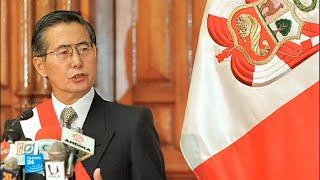 بيرو: عفو رئاسي في حق الرئيس البيروفي السابق ألبرتو فوجيموري