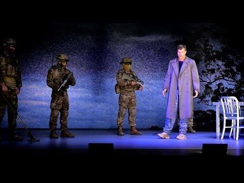 Australie: des soldats affrontent leurs démons sur les planches