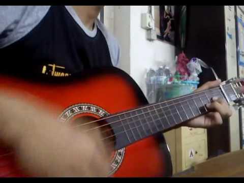 ungu Laguku (kunci gitar cover)