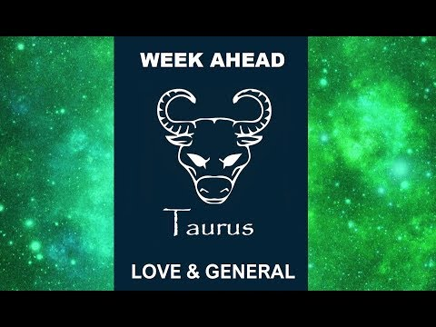 TAURUS THEY CAN'T STOP THINKING OF YOU! 💚 LOVE & GENERAL 11-19 JULY 2018