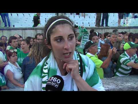 Taça de Portugal feminina Allianz: A festa do Sporting CP