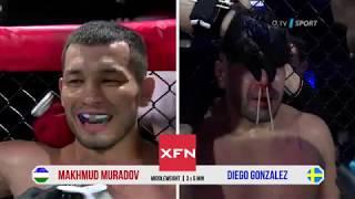 XFN 17: Makhmud Muradov (UZB) vs. Diego Sanchez (SWE)