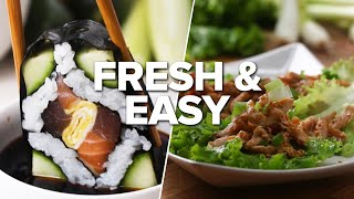 Easy And Refreshing Dinners