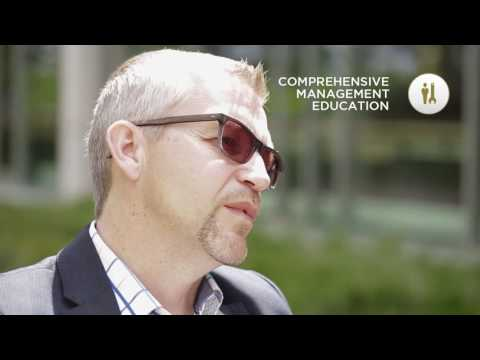 Schulich Mmgt Program Director Kevin Tasa