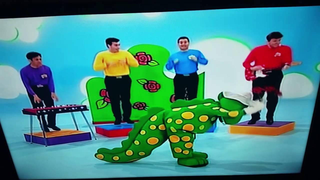 The Wiggles (D.O.R.O.T.H.Y) my favorite dinosaur fandub - YouTube