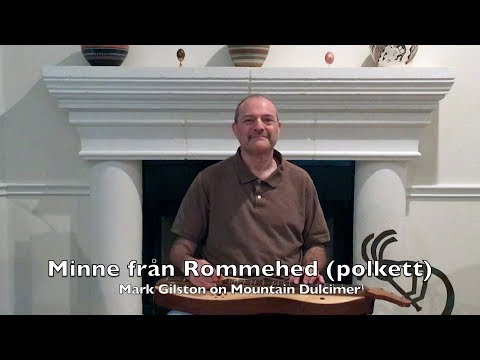 Remembrance from Rommehed (Swedish polka)