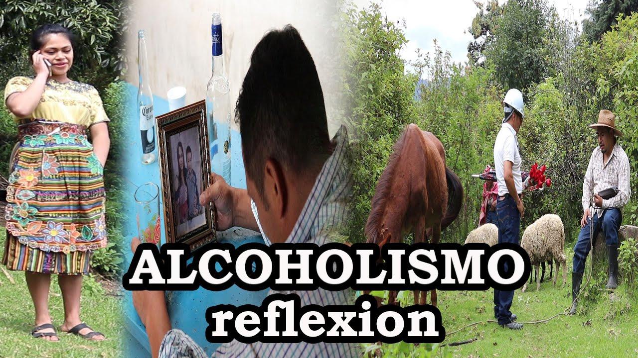 ALCOHOLISMO reflexión