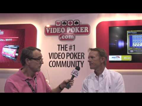Interview with Videopoker.com Chief Marketing Officer, Greg Brown