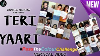 Teri Yaari Song | Millind Gaba | Vertical Video | New Song 2020 | Punjabi Songs | Vishesh Babbar