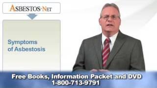 Symptoms of Asbestosis   Asbestos.net