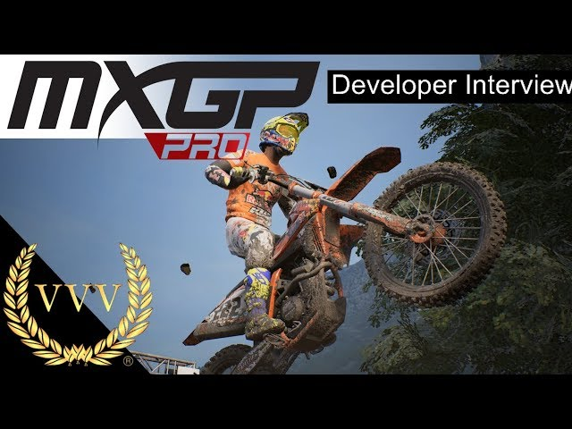MXGP Pro - Developer Interview