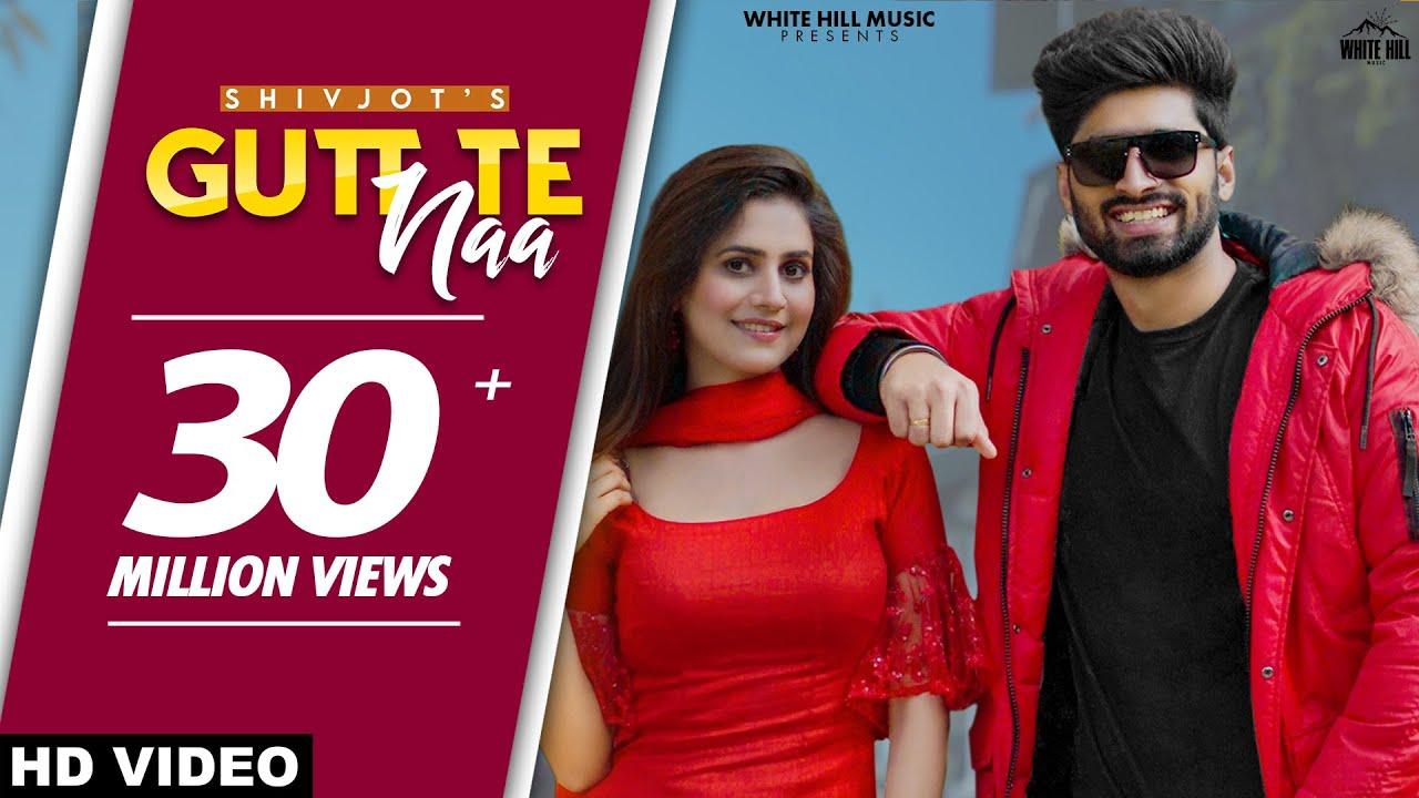 SHIVJOT : Gutt Te Naa (Full Video) The Boss | New Punjabi Songs 2021 | White Hill Music