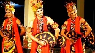 Tari GANDRUNG MARSAN - Cross Gender - Javanese Classical Dance [HD]