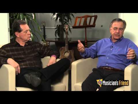 D'Addario Interview (Part 1 - The history of D'Addario)