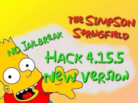 Tuto Complet FR: TSTO Simpson Springfield Mega Hack 4.15.5/No Jailbreak