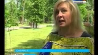 В международный день защиты детей в Саранске развернулись несколько площадок для активного отдыха(, 2015-06-02T06:59:35.000Z)