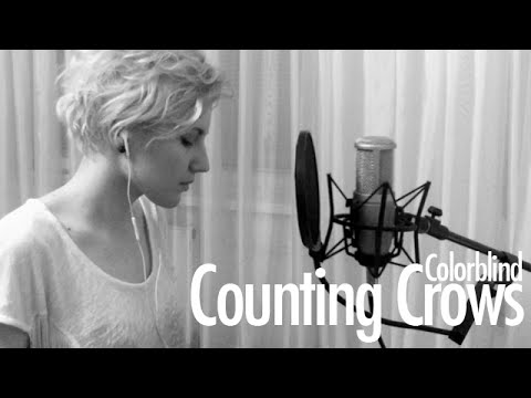 Counting Crows – Colorblind (cover)