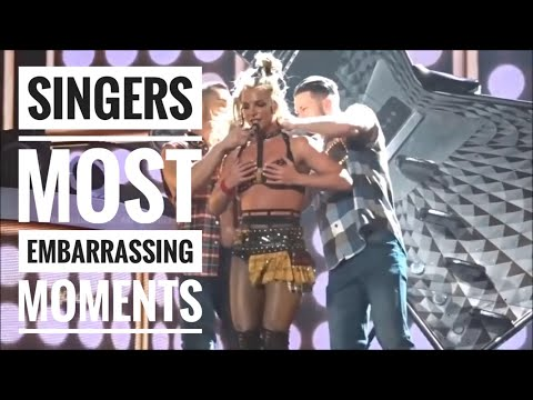 Mel Taylor - Singers Most Embarrassing Moments - Just for FUN!