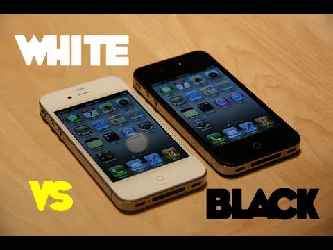 iphone 4 review shortest white vs black iphone 4 review 10877