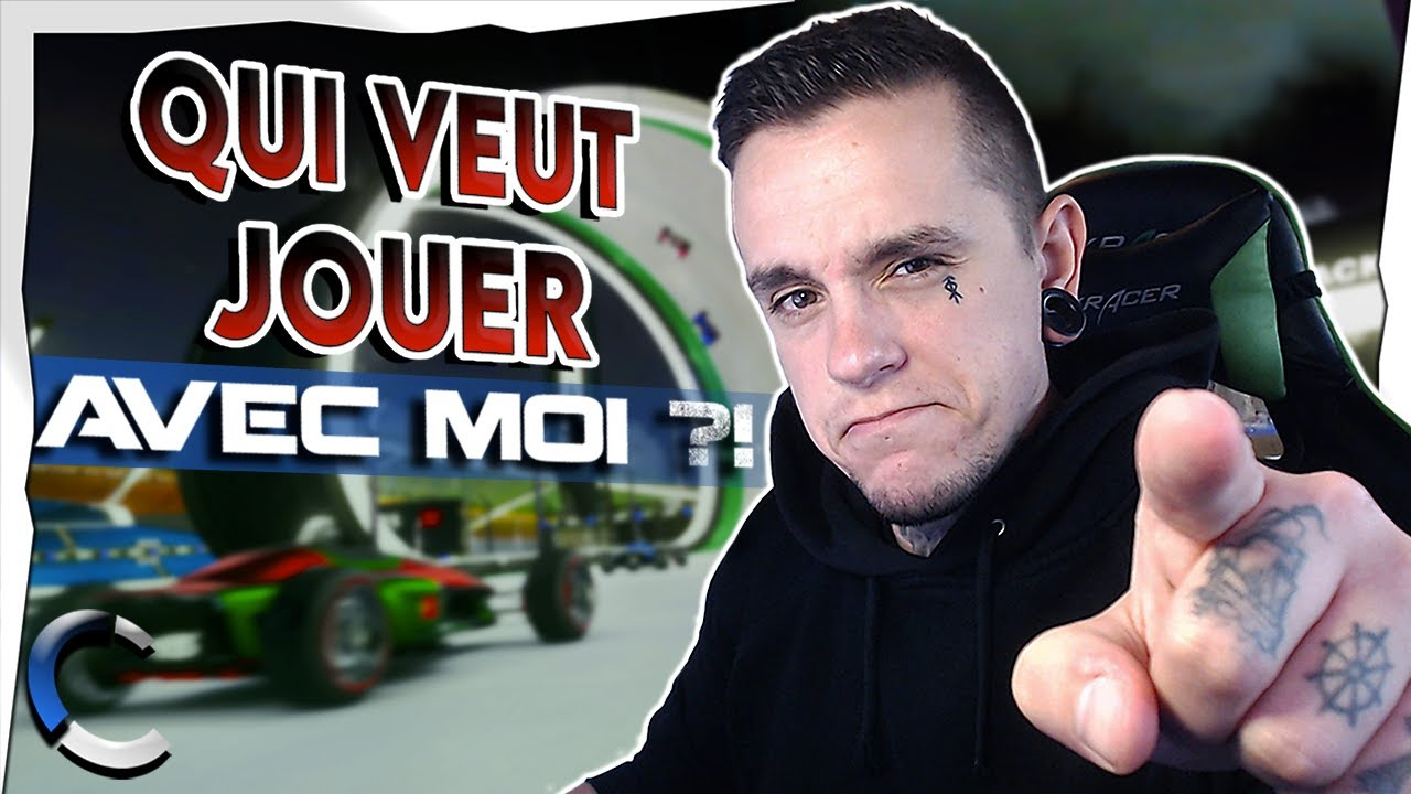 On joue ensemble ? TrackMania 2020