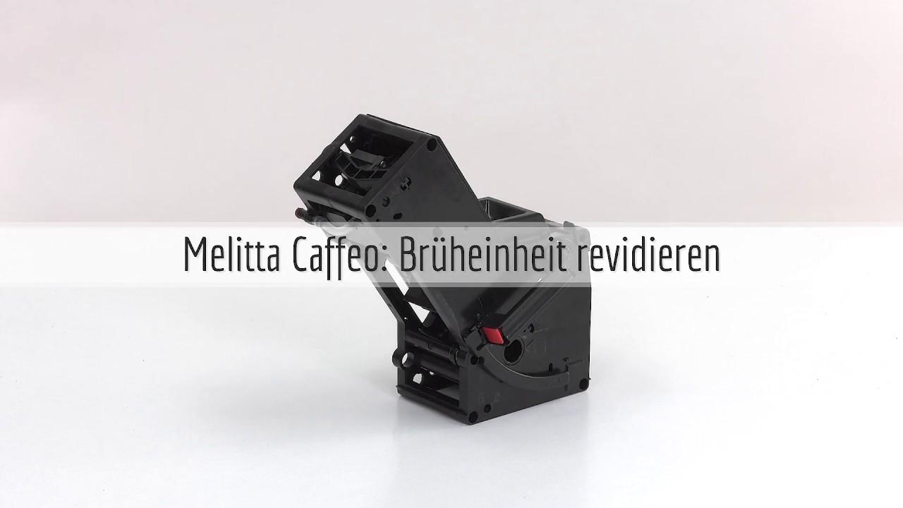 Wartungsset für Drainageventil Melitta Caffeo Reparatur-