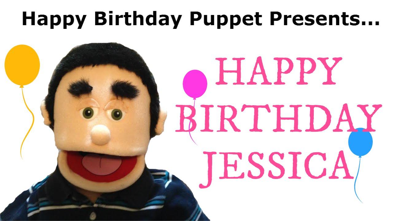 Happy Birthday Jessica Funny Birthday Song YouTube