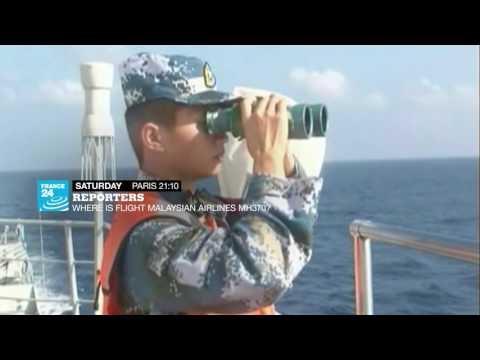 Reporters - Where is flight Malaysian Airlines MH370?