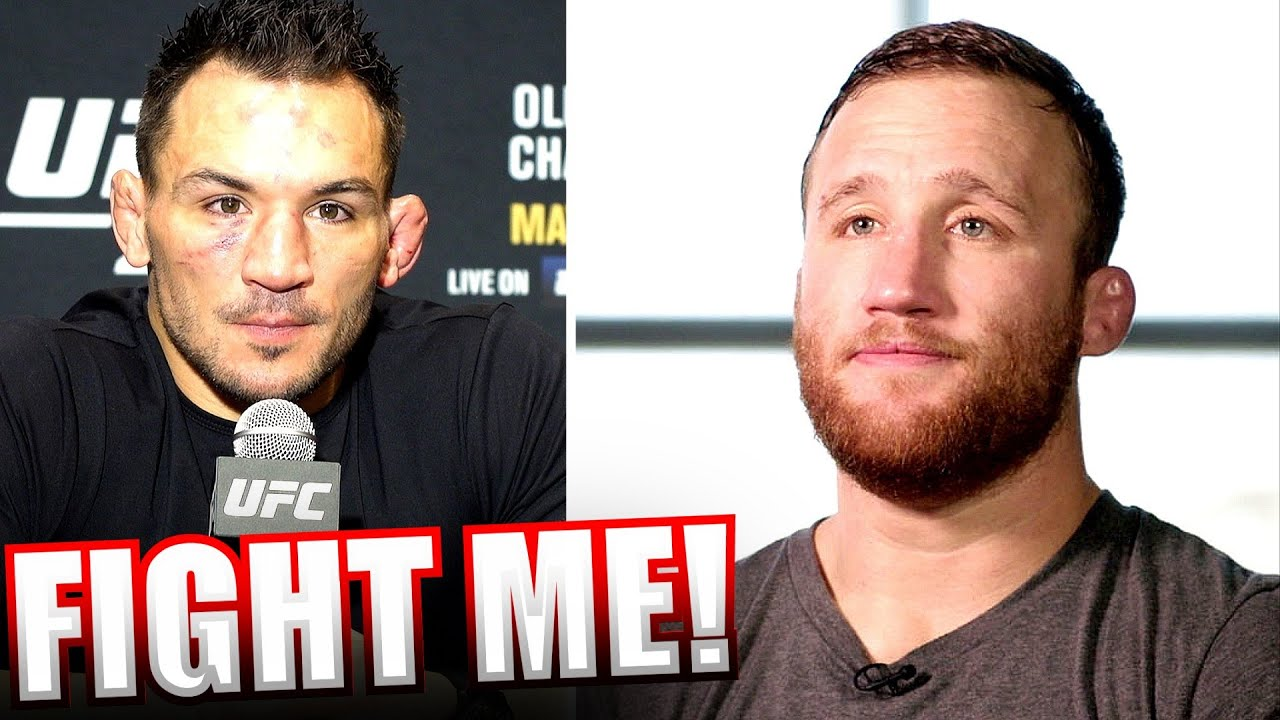 Justin Gaethje DECLINES!!! Why Justin Gaethje vs Michael Chandler hasn't been made...