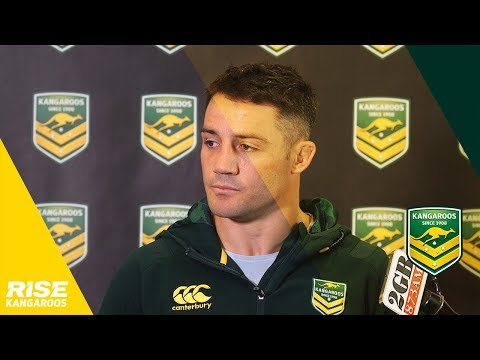 Cronk wants to play with Pearce