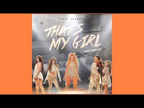 Fifth Harmony - That's My Girl (Ama's Studio Version)
