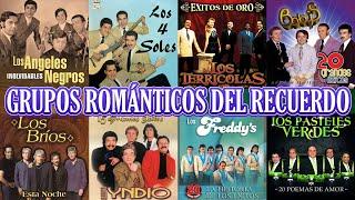 Download lagu Grupos Románticos Del Recuerdo - Yndio, Angeles Negros, Terricolas, Solitarios,Pasteles Verdes y más