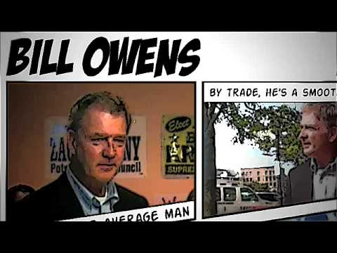 Bill Owens - The Silent Superhero